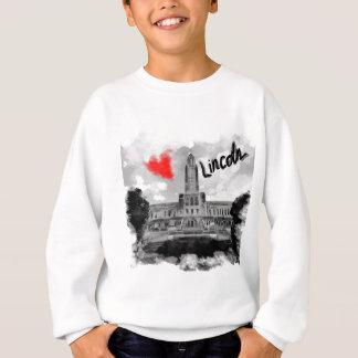 I love Lincoln Sweatshirt