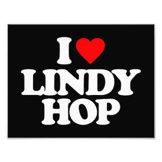 I LOVE LINDY HOP PHOTO