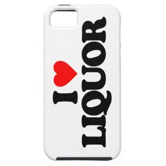I LOVE LIQUOR iPhone 5 CASES