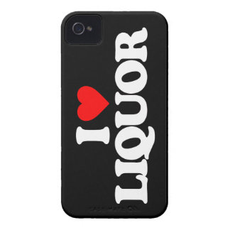 I LOVE LIQUOR iPhone 4 CASE