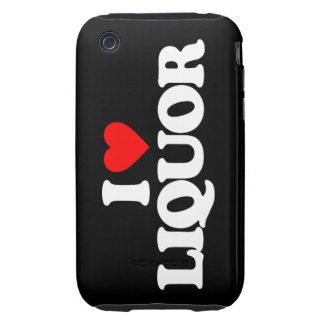 I LOVE LIQUOR iPhone3 CASE