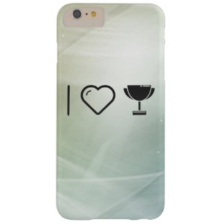 I Love Liquor Cups Barely There iPhone 6 Plus Case