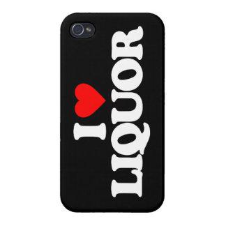 I LOVE LIQUOR iPhone 4/4S CASE