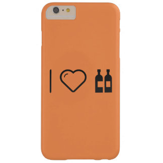 I Love Liquor Stores Barely There iPhone 6 Plus Case