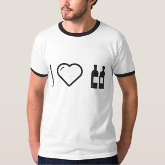 I Love Liquor Stores T-Shirt
