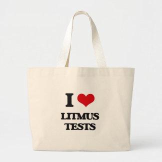 I Love Litmus Tests Bag