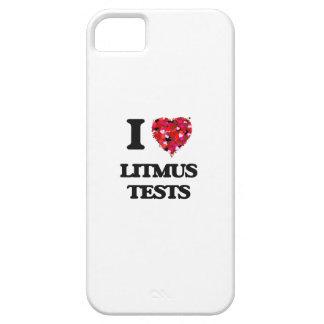 I Love Litmus Tests iPhone 5 Cases