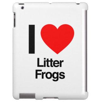 i love litter frogs