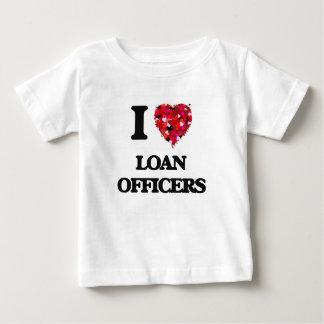 I love Loan Officers Tshirt