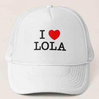 I Love Lola Trucker Hat