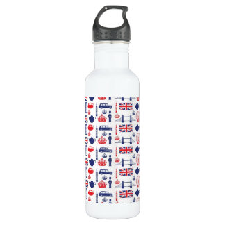 I Love London - Everything London 710 Ml Water Bottle