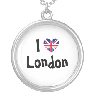 I Love London Necklace