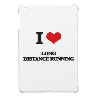 I Love Long Distance Running Case For The iPad Mini