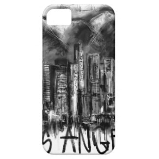 I love Los Angeles Barely There iPhone 5 Case