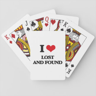 I Love Lost And Found Card Decks