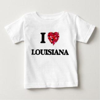 I Love Louisiana T Shirts