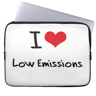 I love Low Emissions Laptop Sleeves