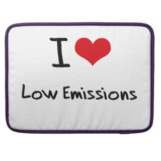 I love Low Emissions Sleeve For MacBook Pro
