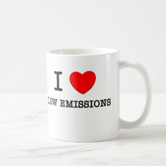 I love Low Emissions Mug