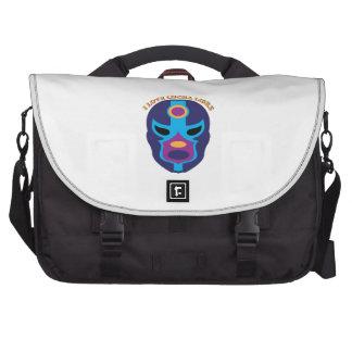 I Love Lucha Libre Bag For Laptop