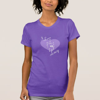 I Love Lucy - American Apparel T-Shirt