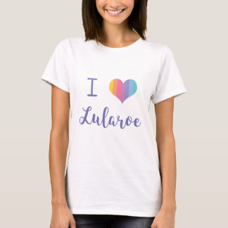I love Lularoe- Fashion consultant tshirt