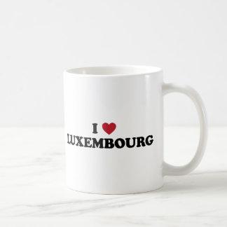 I Love Luxembourg Coffee Mug