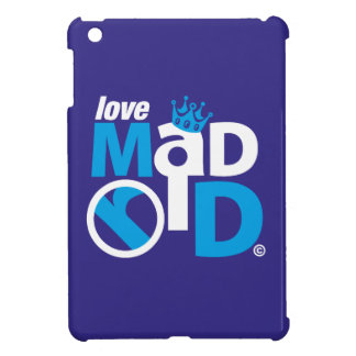 I Love Madrid Best Ever Club iPad Mini Case