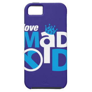 I Love Madrid Best Ever Club iPhone 5 Covers