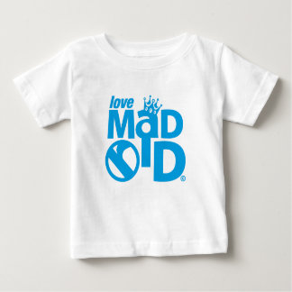 I Love Madrid Crown & Sign ED. Baby T-Shirt