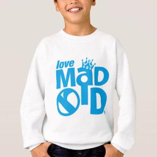 I Love Madrid Crown & Sign ED. Sweatshirt