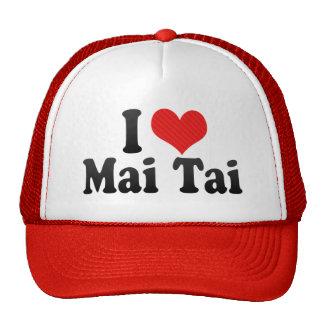 I Love Mai Tai Cap