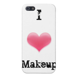 """I Love Makeup"" iPhone Case iPhone 5 Cover"