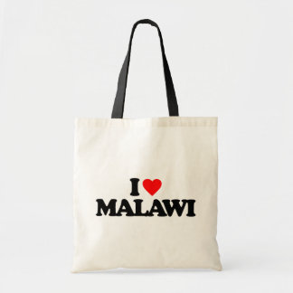 I LOVE MALAWI TOTE BAG