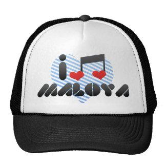 I Love Maloya Trucker Hat