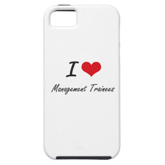 I love Management Trainees iPhone 5 Cover