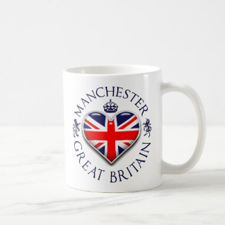I Love Manchester Coffee Mug