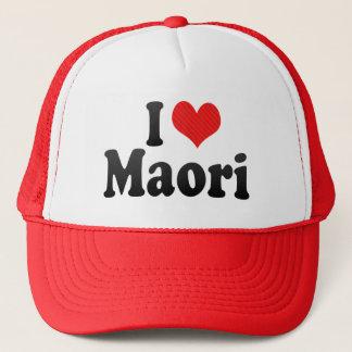 I Love Maori Trucker Hat