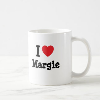 I love Margie heart T-Shirt Mug