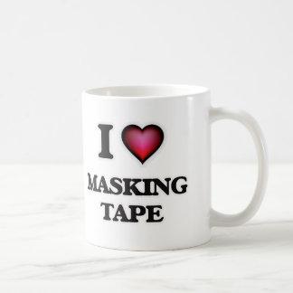 I Love Masking Tape Coffee Mug