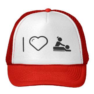 I Love Massage Cap