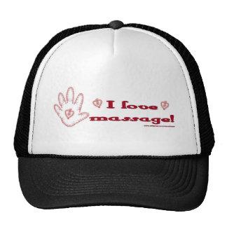 I Love Massage! Mesh Hat