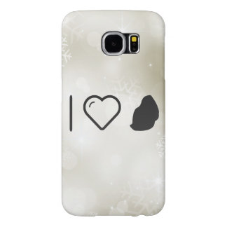 I Love Mauritius Samsung Galaxy S6 Cases
