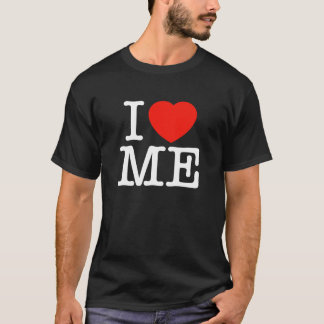 I Love ME Dark T-shirts for All