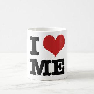I Love me Basic White Mug