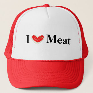 I Love Meat Hat