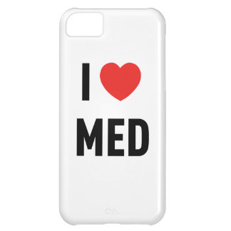 I Love Med marries iPhone 5C Case