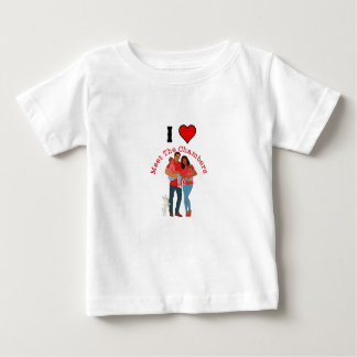 I Love Meet The Chambers T-Shirt