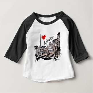 I love Melbourne Baby T-Shirt