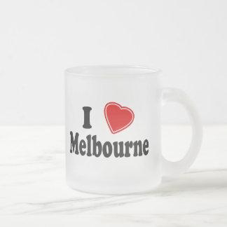 I Love Melbourne Coffee Mugs